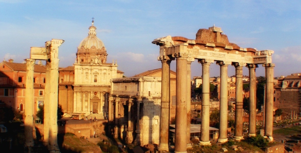 Roman Forum view by RomeCabs photo