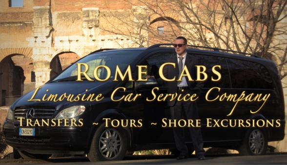 Stefano's RomeCabs Transfers