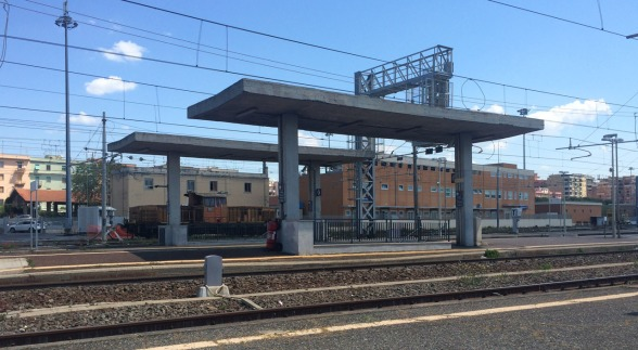 How The Train Ruined The Cruise For Thousands Of Civitavecchia - Civitavecchia train station to cruise ship