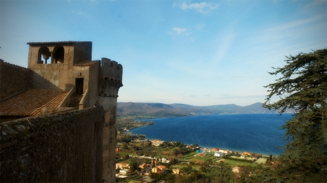Bracciano Lake Countryside Tour to Civtavecchia RomeCabs