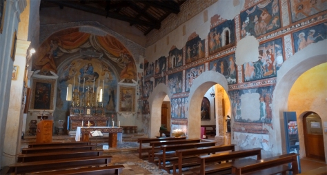 Sanctuary of Mary of Ceri with RomeCabs Pre Cruise Tour to Civitavecchia