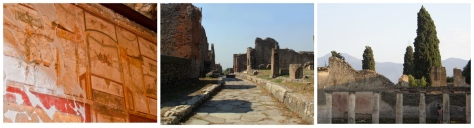 Rome to Amalfi Coast Sightseeing Transfer with visit to Pompeii