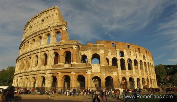 Stefano's RomeCabs Civitavecchia Shore Excursions Rome