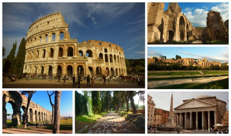 Seven Wonders of Ancient Rome Shore Excursion from Civitavecchia - with RomeCabs
