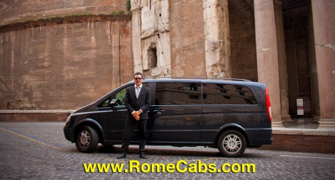 Why Book Pre Cruise, Post Cruise Tours to and from Rome Port- RomeCabs
